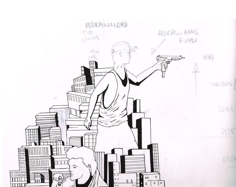 Illustration Ordem E Progresso