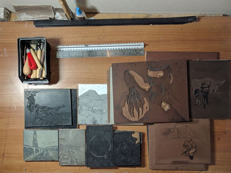 What Is Lino Printing