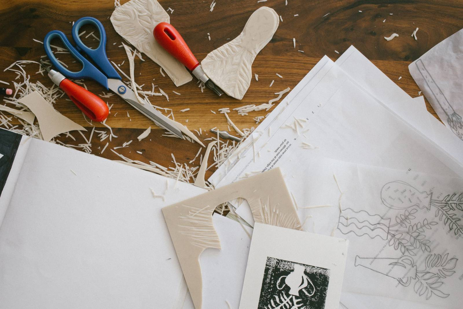What Is Printmaking?